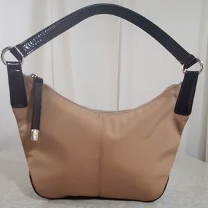LAUREN RALPH LAUREN Tan Shoulder Bag